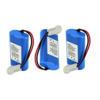 Wholesale Light Weight 18650 Custom Lithium Ion Battery Pack 2S1P 2200mAh Long Cycle Life from china suppliers