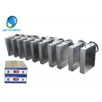 Wholesale 1800W Submersible Customized Transducer Pack With SUS304 / SUS316L from china suppliers