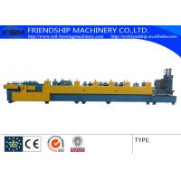 Wholesale Pre - Punching Steel Roll Forming Machine Automatic Hydraulic System from china suppliers