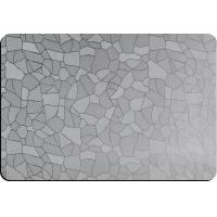 Wholesale 201, 304 Decorative Embossing / Embossed Stainless Steel Sheet / Plate with 2B polish from china suppliers