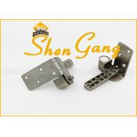 Wholesale Adjustable Stainless Steel Pivot Door Hinges , 90 Degree Furniture Door Hinges from china suppliers