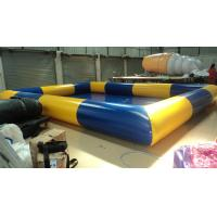 Wholesale Good Tension Fireproof Blow Up Swimming Pools / Inflatable Vessel from china suppliers