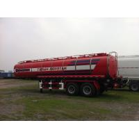 Wholesale 28000L-2 AXLES-Carbon Steel Monoblock Tanker Semi-Trailer for Fuel and Water from china suppliers