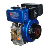 Wholesale Portable 408cc Air Cooled Diesel Engine With Pressure Splashed Lubricating System from china suppliers