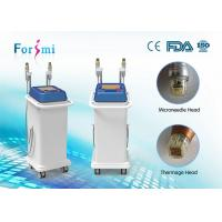 Wholesale Face Lifting Fractional RF Microneedle Machine MRF Micro needling 80W high power with 5Mhz Frequency from china suppliers