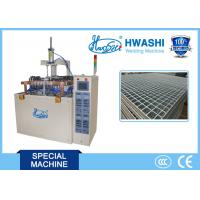 Wholesale Galvanized Steel Bar Grating Mesh Automatic Welding Machine CE / CCC from china suppliers