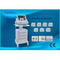Wholesale 15 Inch Touch color LCD Screen HIFU Machine for face and neck wrinkle removal non-invasive from china suppliers