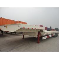 Buy cheap 15m-6 Axles-150T-Low Bed Semi-Trailer from wholesalers