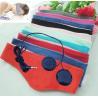 Buy cheap Hat headphone manufactory MP3 earphones in cap headphone beanie from wholesalers