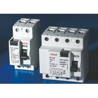 Wholesale RCCB Residual Current Circuit Breaker / Earth Leakage Circuit Breaker from china suppliers