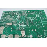 Wholesale 1.6mm Duble Sided Quick Turn PCB , FR4 TG135 HAL Lead Free White Silkscreen from china suppliers