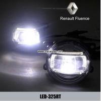 Wholesale Renault Fluence car front fog light advance auto parts DRL driving daylight from china suppliers