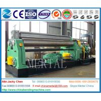 Wholesale MCLW11-20*2500 Mechanical three roller plate bending/rolling machine export Indonesia from china suppliers