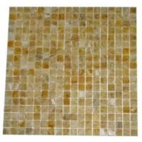"Wholesale Honey Onyx Mosaic (5/8""x5/8"") from china suppliers"