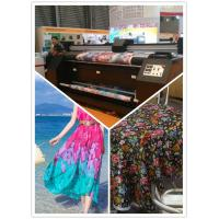 Wholesale 2.2m Large Format Fabric Digital Printing Machine Warp Knitted from china suppliers