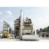 Wholesale 96 T / H Electric Asphalt Mixing Plant , Road batch mixing plant GLB -1200 from china suppliers