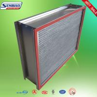 Wholesale 280C High Temperature Resistance Disposable HEPA filter from china suppliers