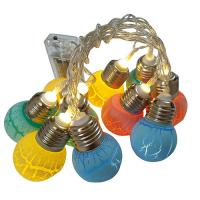 Wholesale E27 crack bulb led fairy string from china suppliers