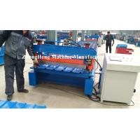 Wholesale Top IBR Roofing Sheet Roll Forming Machine with Delta Brand touch screen from china suppliers