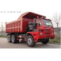 Wholesale Rated load 55 tons Off road Mining Dump Truck Tipper drive 6x4 with 35 m3 body cargo Volume from china suppliers