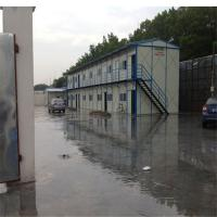 Buy cheap eco-friendly K type prefabricated house with waterproof , thermal insulation and heat proof from wholesalers