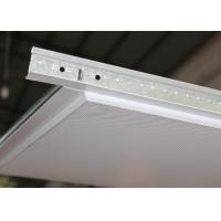Wholesale Tee bar Installed Suspended Metal Ceiling Tiles , False Ceiling Panel from china suppliers