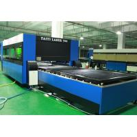 Wholesale Metal Laser Cutting Machine / Cast Iron Cutter Machine 120 M/Min Positioning Speed from china suppliers