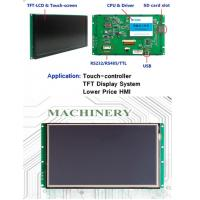 Buy cheap Uart Serial USB Interface Touch Screen Module Picture Intelligent LCD Control Board from wholesalers
