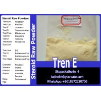 Wholesale Bodybuilding Steroid Trenbolone Enanthate / Tren E Lean Muscles  No. 472-61-546 from china suppliers