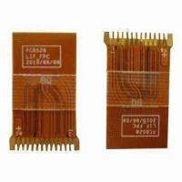 Wholesale Multilayer Flexible PCBs for LCD Module and Digital Camera from china suppliers