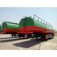 Wholesale Round oval CIMC40 feet tank container iso tank container trailer from china suppliers