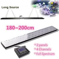 Wholesale 72′′/1.8m/6ft Marine Reef LED Aquarium Light from china suppliers