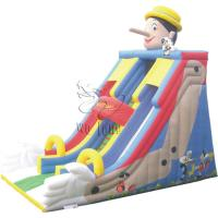 Inflatable Water Slides For Sale: Giant Inflatable Hippo Slide/Inflatable Hippo Water Slide