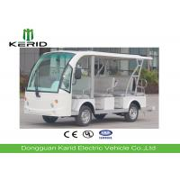 Buy cheap Battery Operated Electric Sightseeing Car With 11 Seats Low Noise Long Service Life from wholesalers