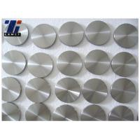 Quality Zr702 zirconium targets,zirconium round target  D76*26mm from CXMET for sale