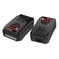 Wholesale Black  2A 20W LiPo / LiFe 2-4S RC battery Balance Charger with US UK AU EU plug from china suppliers