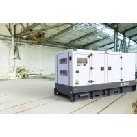 Wholesale Heavy Fuel Oil Perkins Diesel Generator Set Forced Water Cooling Cycle from china suppliers