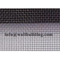 Wholesale House Corrosion Resistance Fiberglass Solar Screen Custom Mosquito Netting from china suppliers