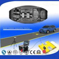 Buy cheap Movable Under Vehicle Inspection Camera UV300M Anti Terrorism Dynamic Imaging from wholesalers