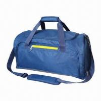 Wholesale Holdall, Bottom Section with PVC Coating Outer and Can be Better Waterproof  from china suppliers