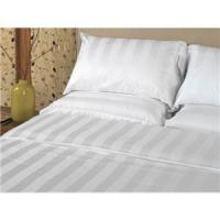 Wholesale Satin Stripe Bedsheet (LJ-X116) from china suppliers