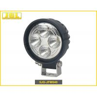 Wholesale Waterproof Heavy Duty LED Work Light , Round Led Offroad Lights With Flood Beam from china suppliers