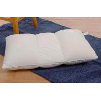 Buy cheap OEM Custom Double Stitch Home or Hotel Cotton Functional Pillow for Sleeping , Bedding from wholesalers