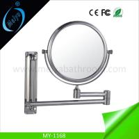 Wholesale wall mounted makeup mirror for hotel from china suppliers