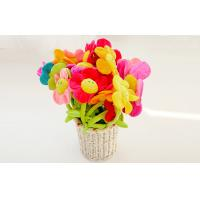Wholesale Red Rose Plush Flower 32-85CM , Beautiful Designer plush toys Greetings Gift from china suppliers