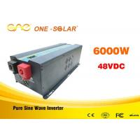 Wholesale Single Output  UPS Solar Inverter 50HZ/60HZ Pure Sine Wave Inverter 18KW from china suppliers