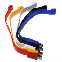 Wholesale Silicone USB Flash Drive Bracelet 2GB 4GB 32GB Stick Water Resistant from china suppliers