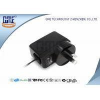 Wholesale Black GME Australia Plug Adapter , Medical 5v 1a Power Adapter from china suppliers
