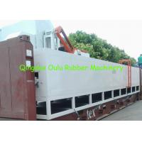Wholesale High Efficiency Rubber Vulcanizing Oven / Cure Oven Hot Air Tunnel With Roller from china suppliers