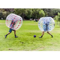 Wholesale Adult or Children Bubble Soccer Football , Fun inflatable sports balls from china suppliers